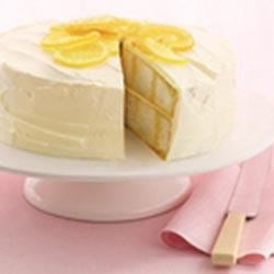Luscious Lemon Poke Cake Recipe