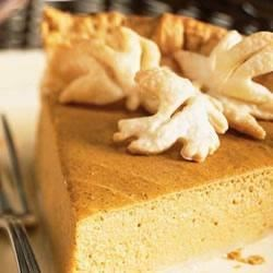 The Great Pumpkin Pumpkin Pie Recipe