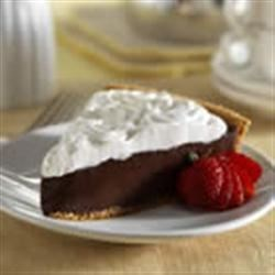 Chocolate Cream Pie Recipe
