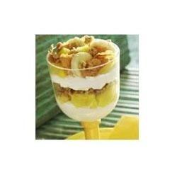Yogurt Crunch Parfaits Recipe