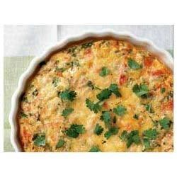 Easy Herb Frittata Recipe