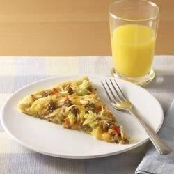 Jimmy Dean Sausage Breakfast Pizza Recipe