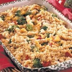 Photo of Broccoli Bean Bake by Taste of Home's Fast Family Favorites