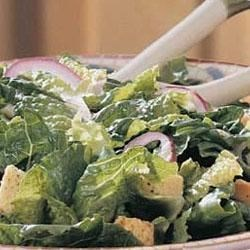 Photo of Lemony Caesar Salad by Taste of Home's Fast Family Favorites