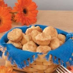 Photo of Mini Sour Cream Biscuits by Sara  Dukes