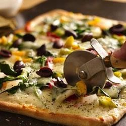 Pizza Primavera Recipe