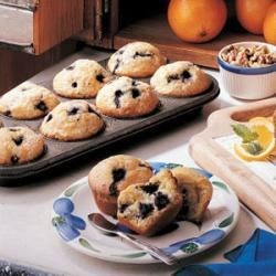 Photo of Frozen Blueberry Muffins by Ardyce Piehl