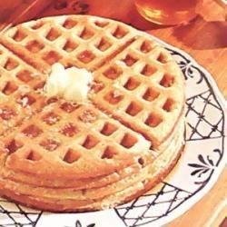 Photo of Oatmeal Waffles by Marna  Heitz