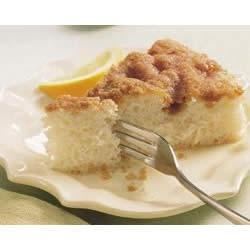 Bisquick(R) Streusel Coffee Cake Recipe