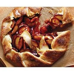 Photo of Rustic Fall PHILLY Fruit Tart by Philadelphia Cream Cheese