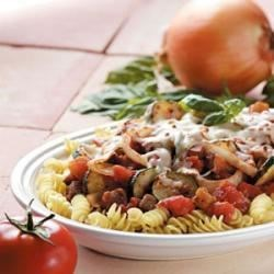 Photo of Ratatouille Pasta by Carol  Dodds
