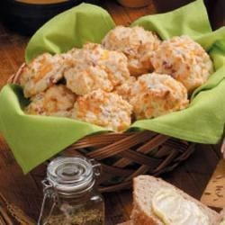 Photo of Ham Cheddar Biscuits by Sarah  Marshall