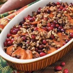 Photo of Sweet Potato Cranberry Bake by Jill  Doyle