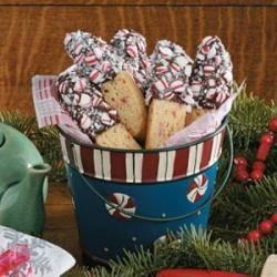 Photo of Peppermint Biscotti by Paula  Marchesi