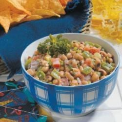Photo of Black-Eyed Pea Salad by Lynn  McAllister