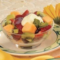 Lemonade Fruit Dressing