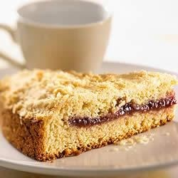 KELLOGG'S* RICE KRISPIES* Blueberry Lemon Coffee Cake Recipe