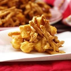 Butterscotch Haystacks Recipe