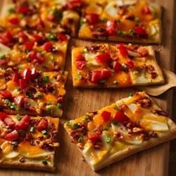 Twice-Baked Potato Pizza