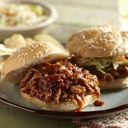 Photo of BBQ Pork Sliders by Spice Islands®