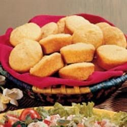 Photo of Corn Bread Muffins by Louise  Rowe