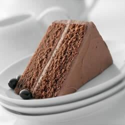 Mocha Buttercream Chocolate Espresso Cake Recipe
