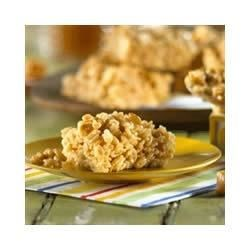 Caramel KELLOGG'S(R) RICE KRISPIES TREATS(R) Recipe