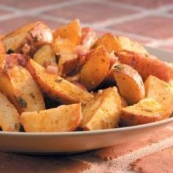 Photo of Roasted Cajun Potatoes by Tamra Duncan