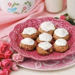 Photo of Frosted Rhubarb Cookies by Ann  Marie Moch