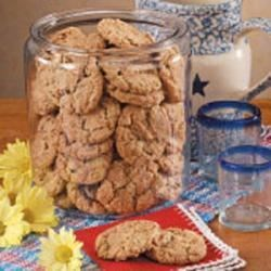 Photo of Oatmeal Raisin Cookies by Geraldine  Larkin