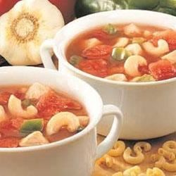Photo of Turkey Tomato Soup by Taste of Home