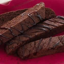 Photo of Triple Chocolate Biscotti by Duncan Hines® Canada