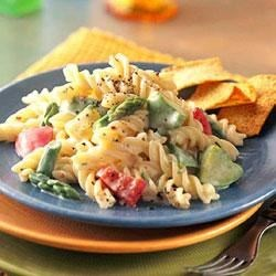 Photo of Rotini and Sweet Pepper Primavera by Classico