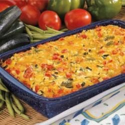 Photo of Colorful Vegetable Bake by Betty  Brown