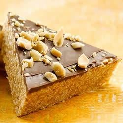 KELLOGG'S* RICE KRISPIES* Peanut Butter Squares Recipe