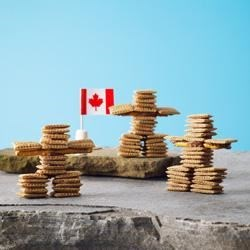 Photo of Shreddies Inukshuks by Post Foods Canada Corp.