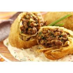 Photo of Jimmy Dean Mini Sausage Chimichangas by Jimmy Dean