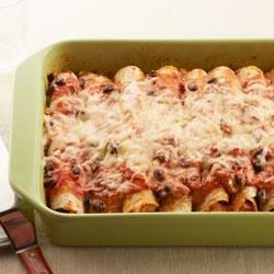 Photo of Baked Chicken Enchiladas by PHILADELPHIA® Cooking Creme