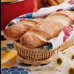 Photo of Cheesy Italian Bread by Cookie  Curci-Wright
