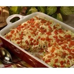 Photo of Luscious Layered Salad by Red Gold®, Inc.