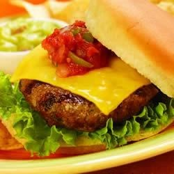 Southwest Burgers Recipe