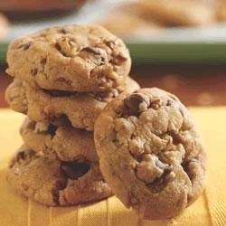Butter Toffee Chocolate Chip Crunch Cookies Recipe