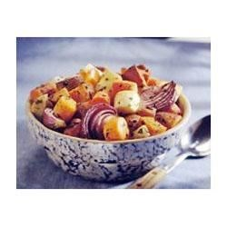 Herbed Roasted Vegetables Recipe
