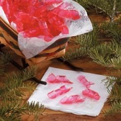 Hard Candy Peppermint Twists