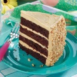 Photo of Peanut Chocolate Cake by Iola  Egle