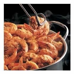 Old Bay(R) Steamed Shrimp Recipe