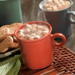Cinna-Nut Hot Chocolate Recipe