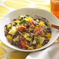Photo of Mexicana Chopped Salad by Kraft Natural Shredded Cheese