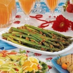Photo of Chilled Marinated Asparagus by Nicole  LeCroy