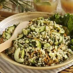 Photo of Thai Rice Salad with Three Herbs by NAKANO®